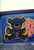 Australia, new South Wales, nsw, sydney, mural, murals, teddybear, teddybears, wall, walls, teddy bear, teddy bears.