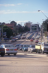 Car, cars, vehicle, vehicles, traffic, traffic jam, traffic jams, congested, congestion, traffic congestion, road, roads, sealed road, sealed roads, highway, highways, princess highway, sydney, NSW, New South Wales, Australia.