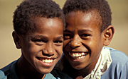 People, child, Children, boy, boys, male, males, friend, friends, papua new guinea, new guinea, menari, kokoda, kokoda track, kokoda trail, smile, smiles, smiling, happy, happiness.