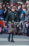 Australia, Anzac, Anzacs, Anzac Day, Anzac Days, crowd, crowds, parade, parades, Anzac Day parade, Anzac Day parades, people, child, children, kilt, kilts, Australia, New South Wales, sydney, hat, hats, uniform, uniforms, scottish.