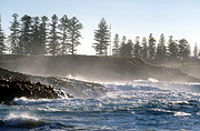 Australia, New South Wales, kiama, coast, coastal, coastline, coastlines, wave, waves, surf, rough sea, rough seas, turbulent sea, turbulent seas, sea.