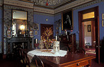 Australia, New South Wales, tenterfield, stannum house, historical house, historical houses, historical home, historical homes, house interior, house interiors, dining room, dining rooms, furniture, table, tables, dining table, dining tables.