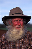 Australia, people, man, men, male, males, farmer, farmers, hat, hats, beard, beards, akubra, akubras, outdoors, portrait, portraits, people, old man, old men, old, aged, elderley, elderly man, elderly men, aged man, aged men, aged people, elderly people, akubra hat, akubra hats.