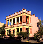 Australia, queensland, qld, charters towers, architecture, hall, halls, town hall, town halls, balcony, balconies.