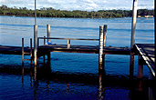 Australia, river, rivers, water, marker, markers, depth, depth marker, depth markers, water level, water levels, jetty, jetties, pier, piers, measure, measures, measuring, measuring stick, measuring sticks, water height, boat, boats, boating, flood, flood marker, flood markers.