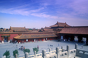 Asia, asian, china, beijing, forbidden, forbidden city, architecture, chinese, hall, halls, hall of heavenly purity, qiangingong.