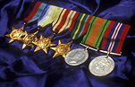 Medal, medals, world war one, world war I, WWI, WWI medal, WWI medals, war medal, war medals, ribbon, ribbons, bravery medal, bravery medals, bravery award, bravery awards, navy ribbon, navy ribbons.