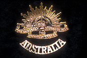 Badge, badges, military, military force, military forces, australian force, australian forces.