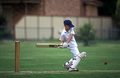 Sport pictures, Sports, cricket, cricket game, cricket games, cricket match, cricket matches, boy, boys, male, males, cricket bat, cricket bats, hat, hats, baseball hat, baseball hats, cap, caps, outdoors.