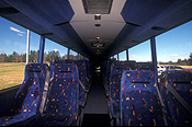 Transport, transportation, vehicle, vehicles, bus, buses, sydney, NSW, New South Wales, Australia, sydney bus, sydney buses, school bus, school buses, seat, seats, interior, interiors, seatbelt, seatbelts.