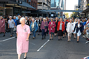 Australia, New South Wales, sydney, crowd, crowds, Anzac, Anzacs, Anzac Day, Anzac Days, parade, parades, Anzac Day parade, Anzac Day parades, Anzac Day March.