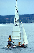 Sport pictures, Sports, sail, sails, sailing, people, child, children, puberty, teenager, teenagers, teenage boy, teenage boys, adolescent, adolescents, boy, boys, male, males, outdoors, boat, boats, boating.