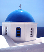 Greece, greek, greek islands, Europe, Southern Aegean, Southern Aegean region, santorini, Aegean, Aegean sea, cycladic, cycladic island, cyclades Islands, stroggili, santorini, church, churches, oia, BS65,