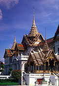 Asia, Thailand, bangkok, architecture, palace, palaces, grand place, gold.