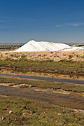 Australia, sa, south australia, adelaide, deep creek, salt, salt pan, salt pans, pan, pans, mine, mines, mining, salt mining, cheethan salt, ridley, industry.