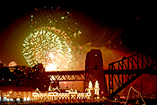 Australia, New South Wales, Architecture, arch, arches, archway, archways, Sydney, Sydney Harbour, Sydney Harbor, Sydney Harbour Bridge, Sydney Harbor Bridge, harbour bridge, bridge, bridges, Sydney Opera House, opera house, fireworks, harbour, harbours, harbor, harbors, new year, new years, new years eve.