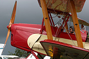 Australia, Qld, Queensland, vintage plane, vintage planes, biplane, biplanes, bi-plane, bi-planes, transport, transportation, vehicle, vehicles, plane, planes, aircraft, aircrafts, aeroplane, aeroplanes, aviation, tiger moth, tiger moths, man, men, male, males, outdoors, aeroplane, aeroplanes, light, airport, airports, people, pilot, pilots.