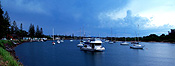 Australia, New South Wales, clarence, clarence river, yamba, boat, boats, boating, moored, moored boat, moored boats.