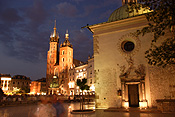 Poland, Cracow, krakow, architecture, church, churches, religion, religious, religious building, religious buildings, FF25,