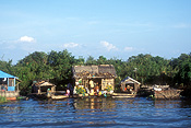 Cambodia, siem, reap, siem reap, architecture, floating, floating house, floating houses, house, houses, housing.