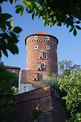 Poland, krakow, cracow, architecture, wawel, wawell hill, castle, castles, royal castle, tower, towers, FF25,
