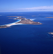 Aerial photos, Sir Joseph Banks group, Conservation parks, Tumby Bay, South Australia