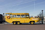England, UK, United Kingdom, Britain, Great Britain, transport, transportation, vehicle, vehicles, amphibious, truck, trucks, yellow duck, world war two, wwII, dukw, dukws, PJ38,