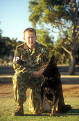 Australia, australian, sa, south australia, adelaide, people, occupation, occupations, police, policeman, policement, uniform, uniforms, man, men, male, males, armed forces, military, defence, defence forces, armed services, airforce, air force, RAAF, soldier, soldiers, dog, dogs, dog handler, dog handlers.