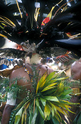 New guinea, papua new guinea, mount hagen, mt hagen, mount hagen show, mt hagen show, ceremony, ceremonies, man, men, male, males, hat, hats, jewellery, necklace, necklaces, people, performer, performers, tribe, tribes, tribal, feather, feathers, hat, hats.