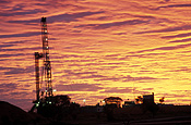 Australia, queensland, qld, sa, south australia, brumby, brumby oil field, brumby oilfield, oilfield, oilfields, sunrise, sunrises, sunrises and sunsets, mood, mood scene, mood scenes, LM19,