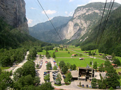 Europe, switzerland, swiss, alps, swiss alps, bernese, oberland, bernese oberland, valley, valleys, mountain, mountains, lauterbrunnen, lauterbrunnen valley, glacial, glacial valley, glacial valleys, stechelberg, cablecar, cablecars, cable car, cable cars, murren, gimmelwald.