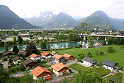 Europe, Switzerland, Swiss, Interlaken, ringgenberg.