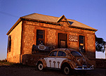 Australia, New South Wales, NSW, Silverton, outback, australian outback, outback australia, gallery, galleries, art gallery, art galleries, peter brown gallery, car, cars, vehicle, vehicles, house, houses, housing, cottage, cottages, architecture, roof, roofs, rooves.