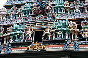 Singapore, architecture, temple, temples, religion, religious, religious building, religious buildings, carving, carvings.